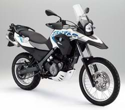 BMW Enduro G650GS Sertao (2012-2015)