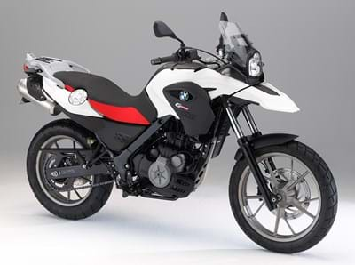 BMW Enduro G650GS (2011-2016)