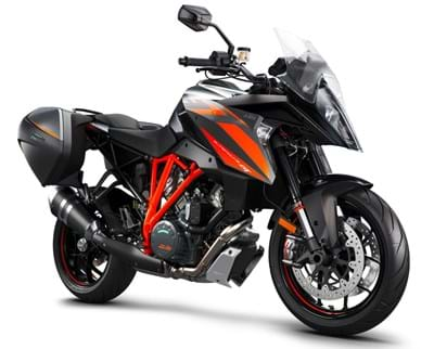 KTM 1290 Super Duke GT (2016 On)