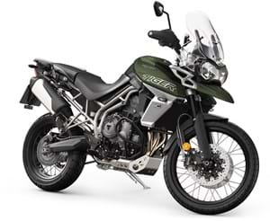 Triumph Tiger 800 XCX (2018 On)