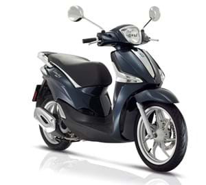Piaggio Liberty 125 (1997 On)