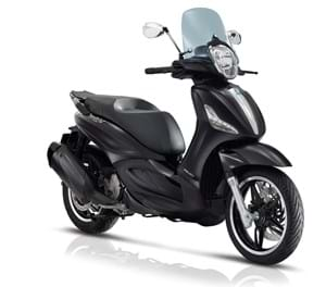 Piaggio Beverly BV 350 ST (2012 On)