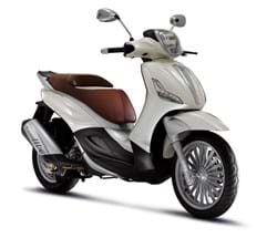 Piaggio Beverly BV 300 (2011 On)