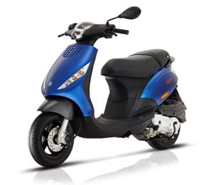 Piaggio Zip 50 (2000 On)