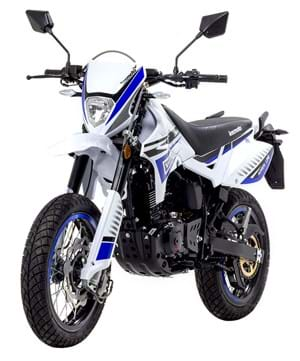Lexmoto Off Road Adrenaline 125 (2015 On)