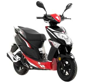 Lexmoto Scooter Echo 50 (2015 On)