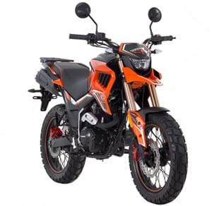 Lexmoto Off Road Tekken 125 (2017 On)