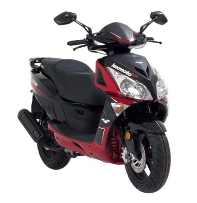 Lexmoto Scooter Titan 125 ZN125T-8F (2017 On)