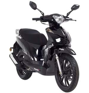 Lexmoto Scooter Urban 125 (2017 On)