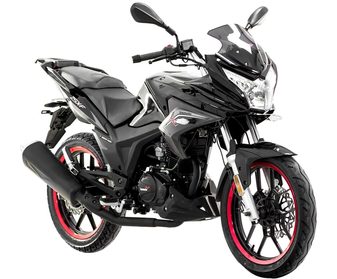 Lexmoto Naked ZSX-R 125 ZS125-48F (2015 On) • For Sale