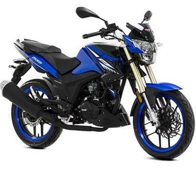 Lexmoto Naked ZSX-R 125 ZS125-48F (2015 On)