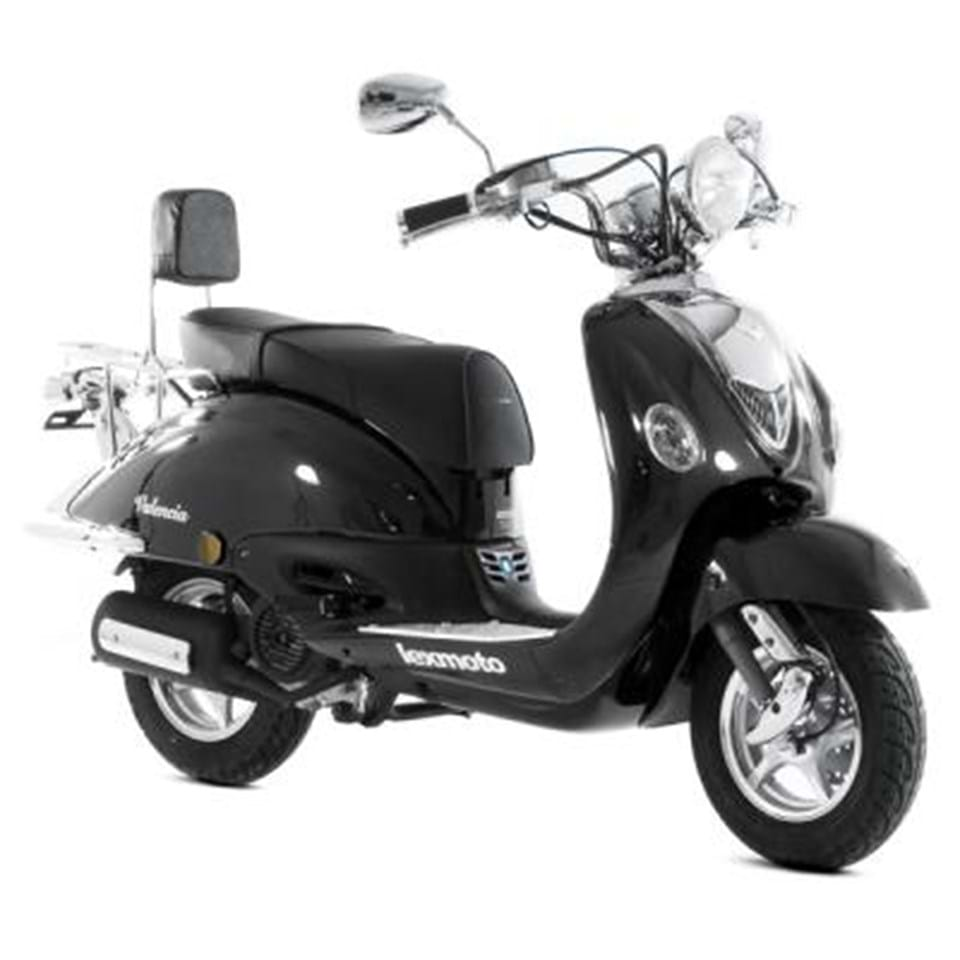lexmoto scooter valencia 125 zn125t k 2012 2016 for. Black Bedroom Furniture Sets. Home Design Ideas