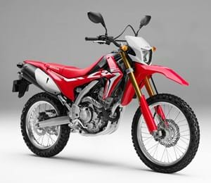 Honda CRF250L (2012 On)