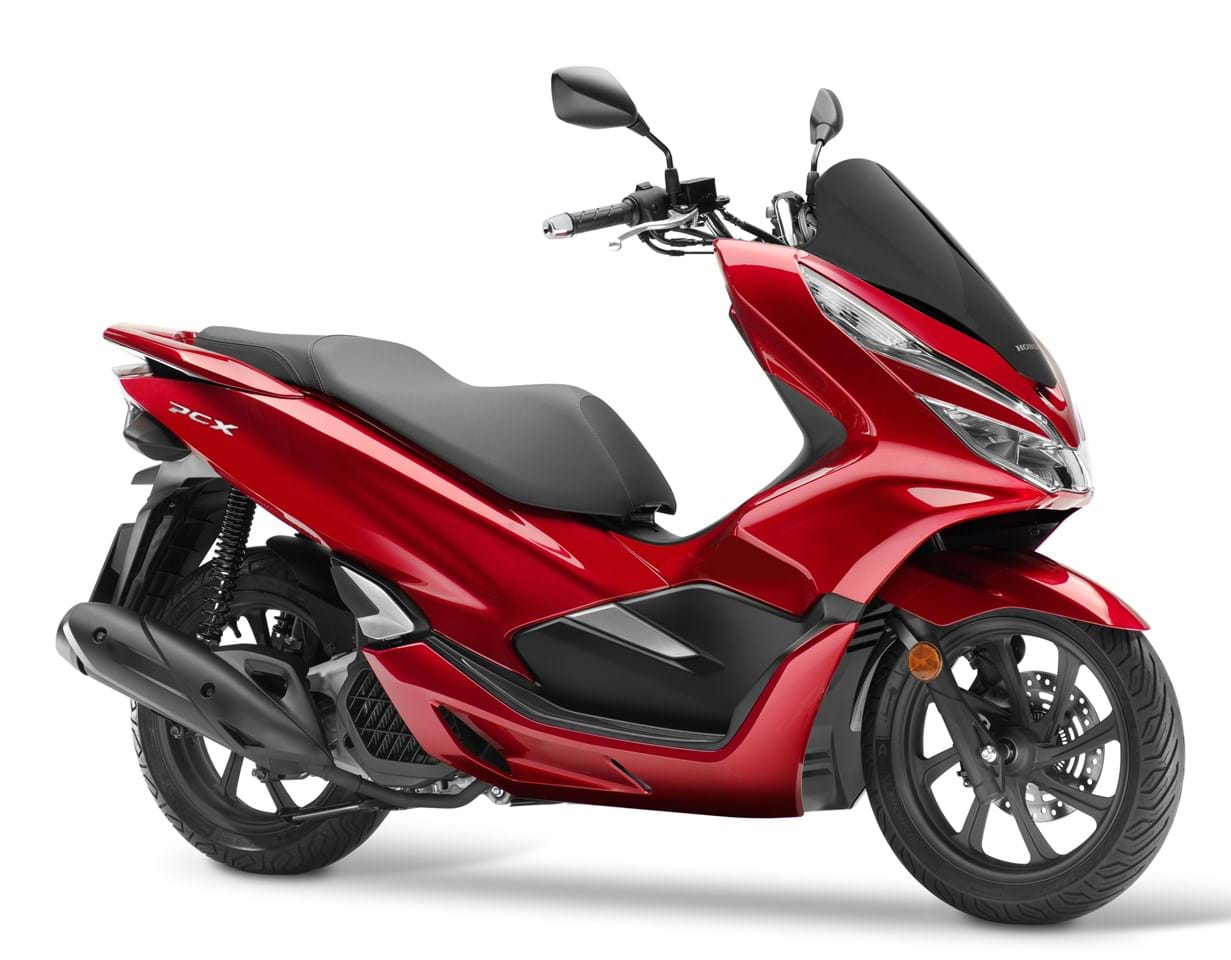 honda pcx125 2018 on for sale price guide the bike. Black Bedroom Furniture Sets. Home Design Ideas