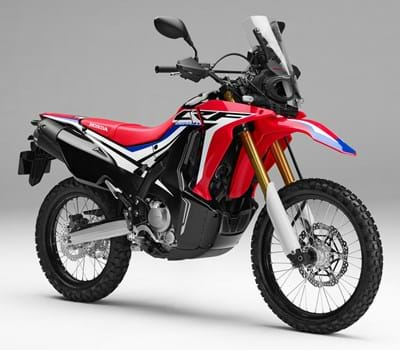 Honda CRF250 Rally (2017 On)