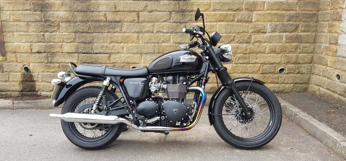 Review Triumph Bonneville T100 The Bike Market