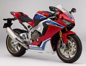 Honda CBR1000RR Fireblade SP2 (2017 On)