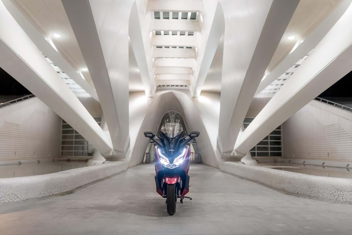 Review: Honda Forza 125 • The Bike Market