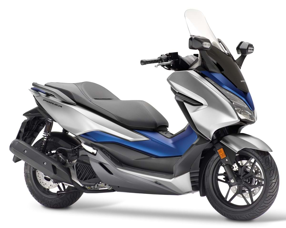 honda forza nss125 2018 on for sale price guide the bike market. Black Bedroom Furniture Sets. Home Design Ideas