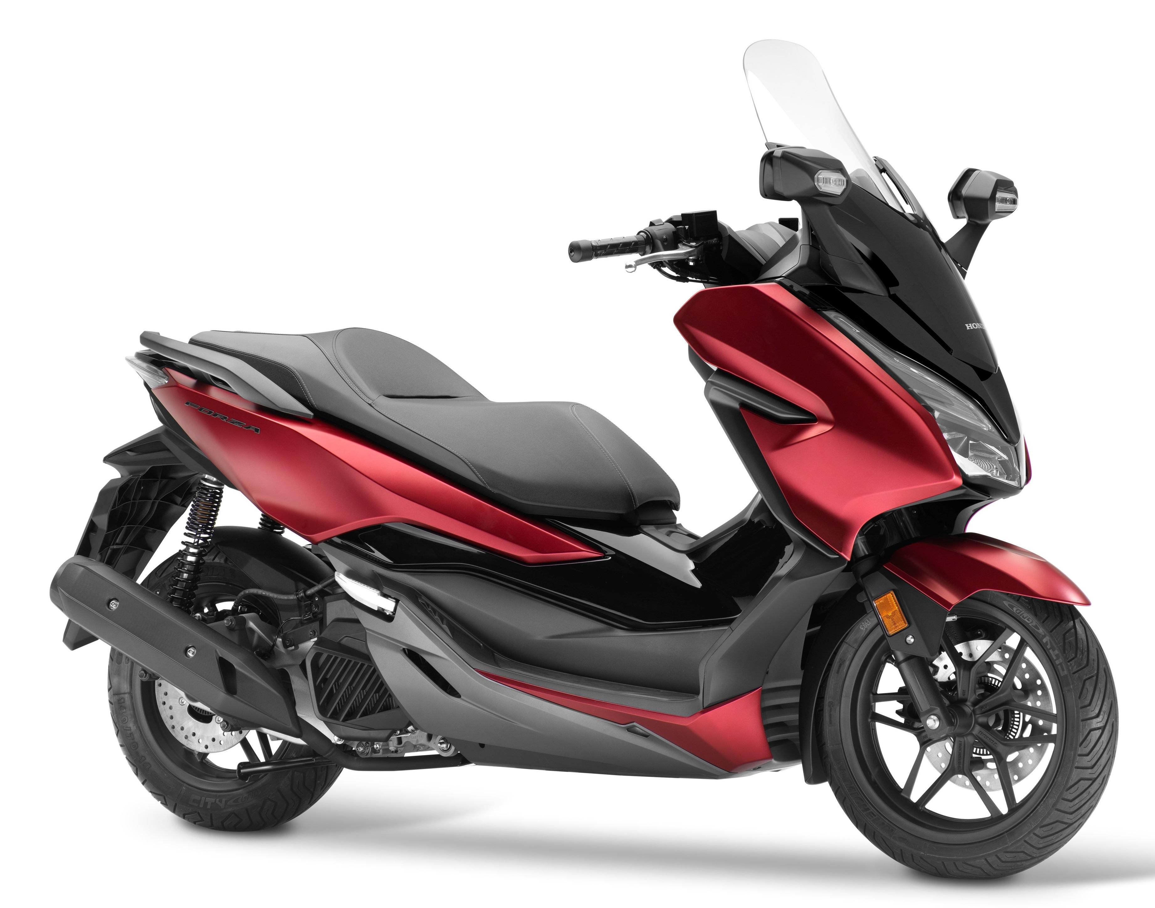 Honda Forza 125 - YouTube