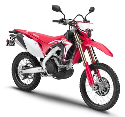Honda CRF450L (2018 On)