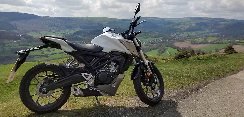 Honda CB125R 2018 • The Bike Market
