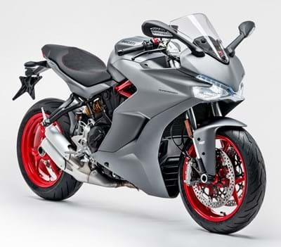 Ducati SuperSport (2017 On)