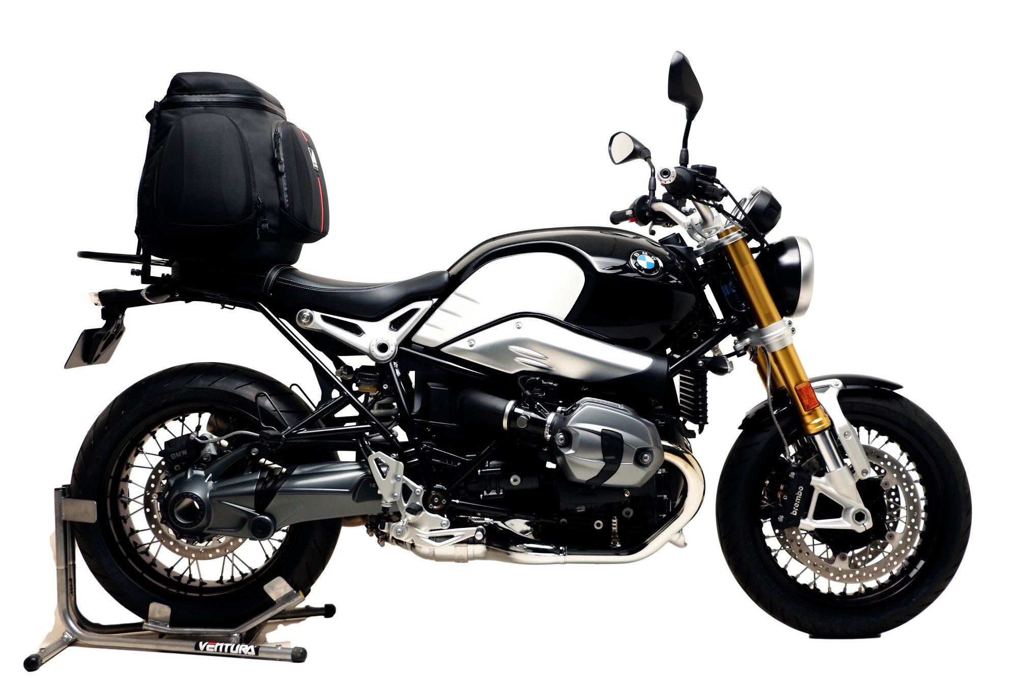 ventura_luggage_bmw_r_ninet Extraordinary Bmw R 1200 R Nine T Cars Trend