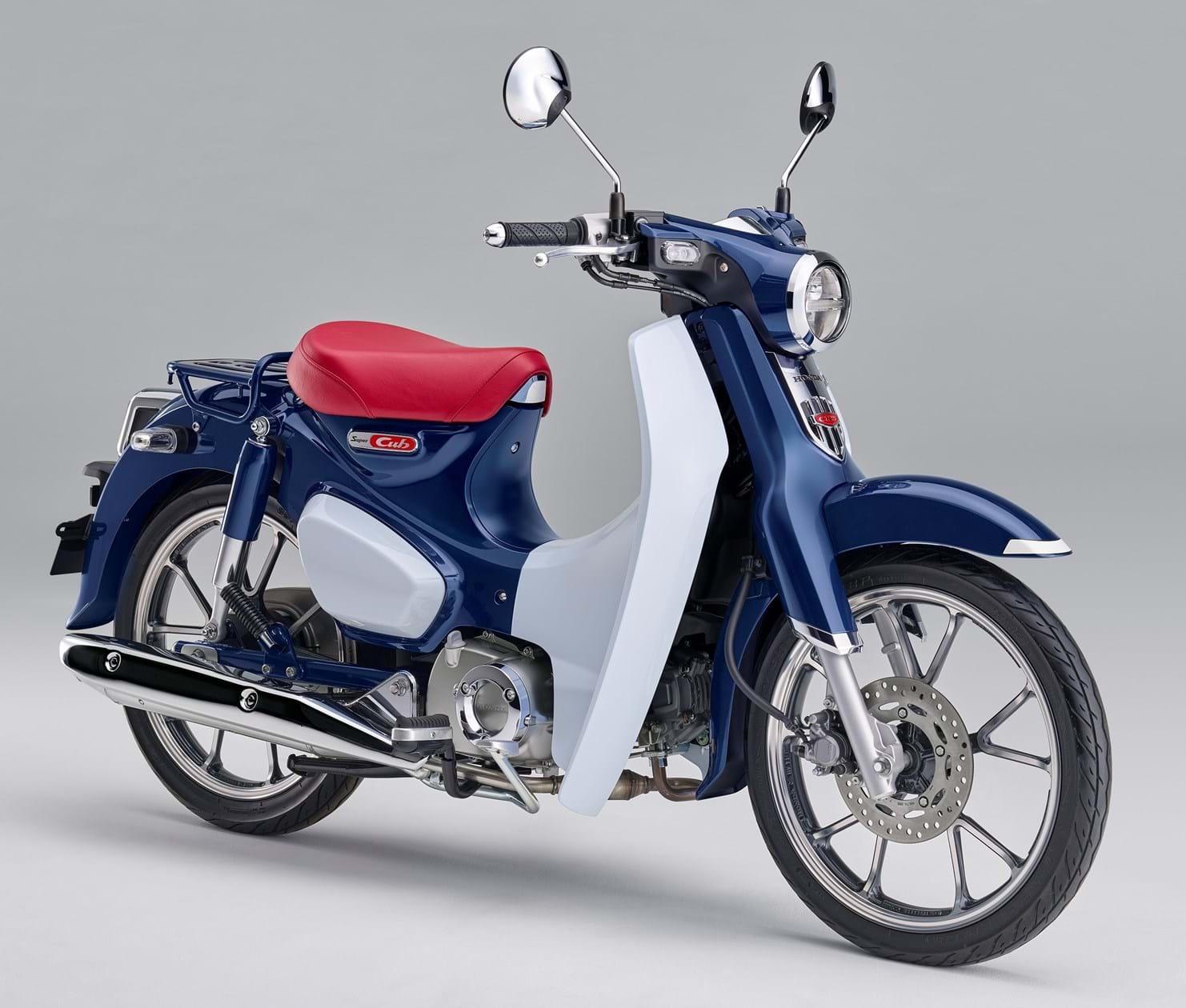 For Sale Honda Super Cub C125 The Bike Market Motorcycles History Price Guide Similar Bikes
