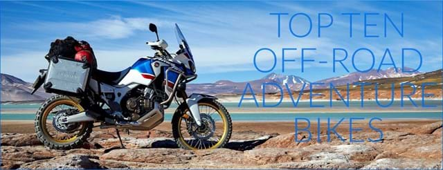 Off-Road Adventure Motorbikes