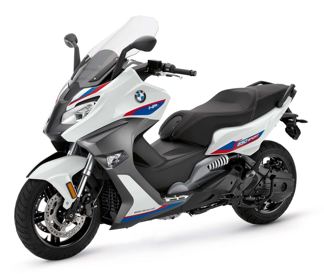 BMW Urban Mobility C650 Sport (2016 On) • For Sale • Price