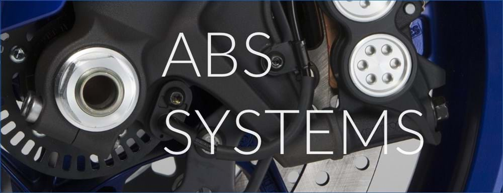 Motorbike ABS Systems