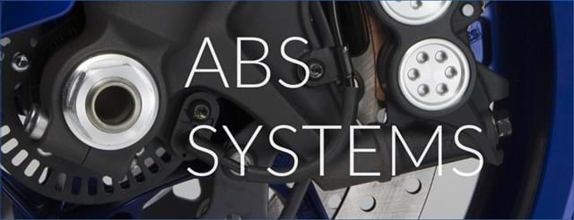 Motorbikes ABS Systems