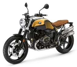 BMW Roadster R nineT Scrambler (2016 On)