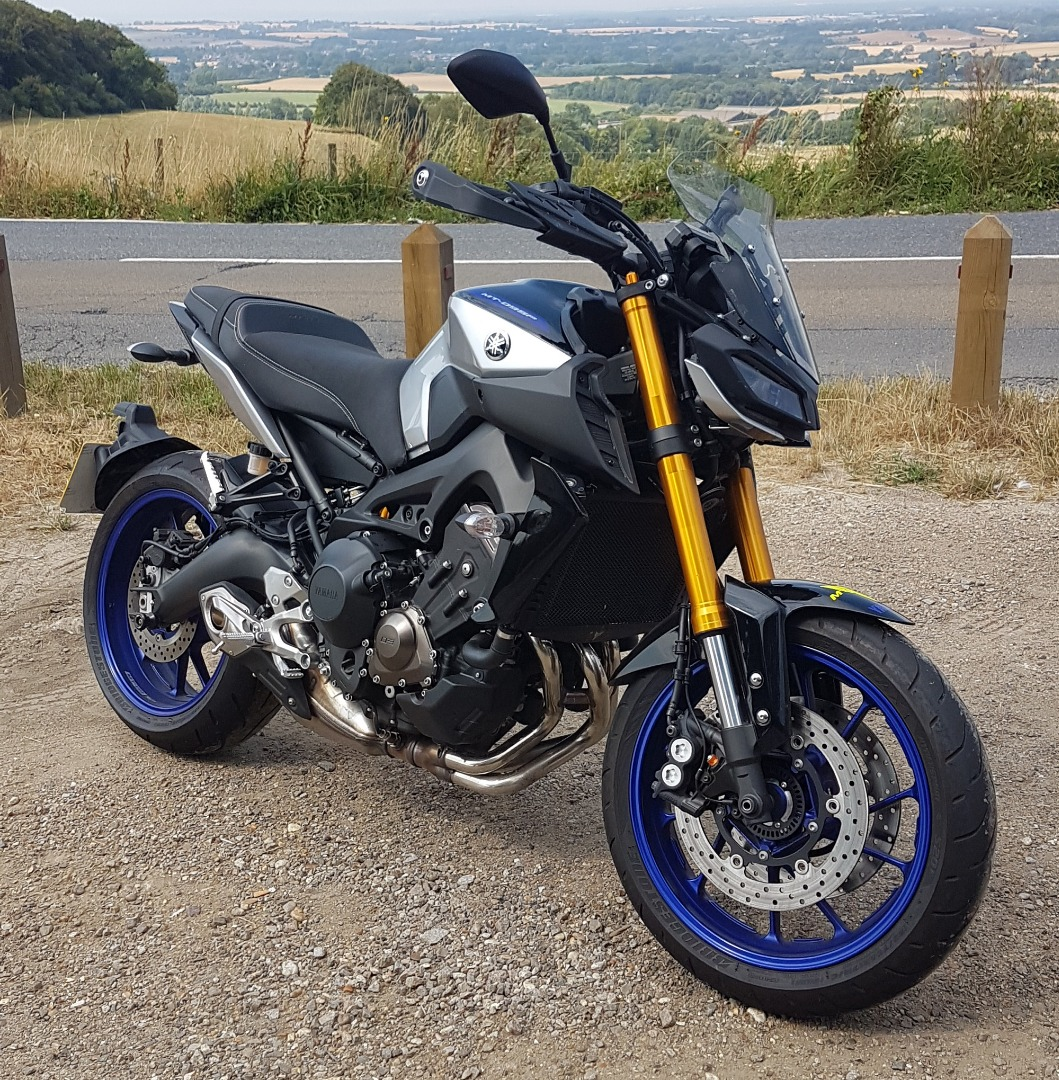 yamaha mt 09 sp 2018 on for sale price guide the. Black Bedroom Furniture Sets. Home Design Ideas