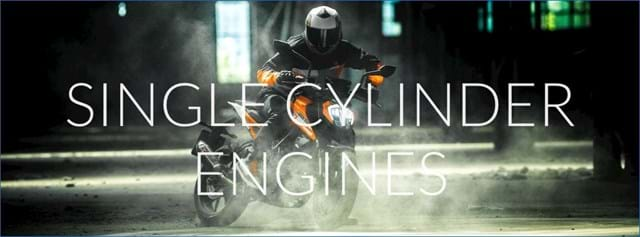 Single Cylinder Engines