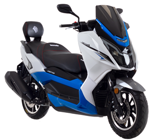 Lexmoto Scooter Chieftain 125 (2018 On)