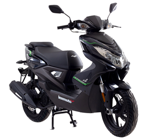 Lexmoto Scooter Enigma 125 (2018 On)