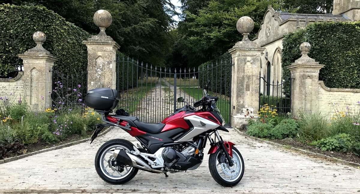 Review Honda Nc750x The Bike Market
