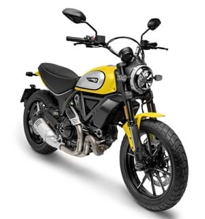 Ducati Scrambler Icon (2019 On)