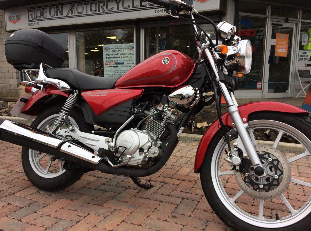 YAMAHA YBR 125 2005 125 cm3 | moto routière | Argent