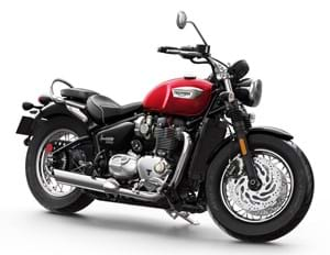 Triumph Bonneville Speedmaster (2018 On)