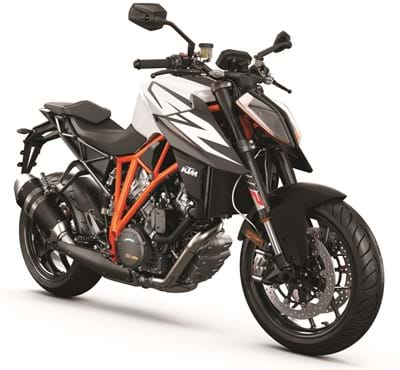 KTM 1290 Super Duke R (2017 On)