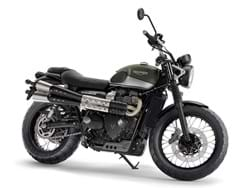 Street Scrambler Motorbikes For Sale
