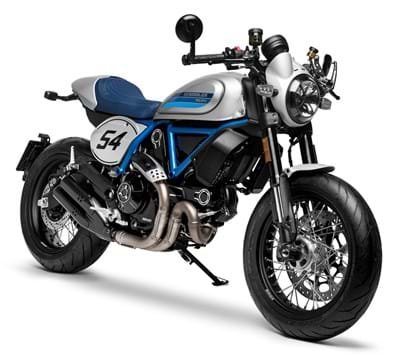 Ducati Scrambler Cafe Racer (2019 On)