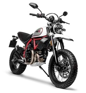 Ducati Scrambler Desert Sled (2019 On)