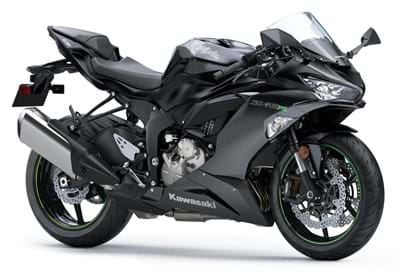 Kawasaki Ninja ZX-6R (2019 On)
