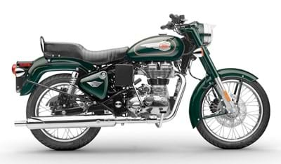 Royal Enfield Bullet 500 (2013 On)