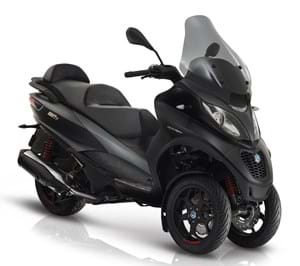Piaggio MP3 500 (2010 On)