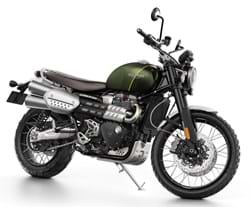 Triumph Bonneville Scrambler 1200 XC (2019 On)